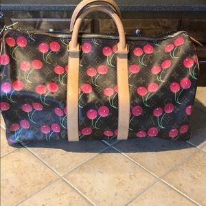 a6928ac1ca04 Louis Vuitton Pink Smiley Flower Bag Murakami - The Most Beautiful ...